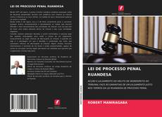 Capa do livro de LEI DE PROCESSO PENAL RUANDESA