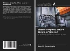 Capa do livro de Sistema experto difuso para la predicción