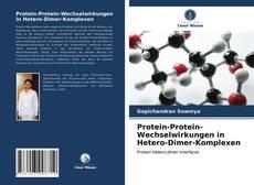Borítókép a  Protein-Protein-Wechselwirkungen in Hetero-Dimer-Komplexen - hoz