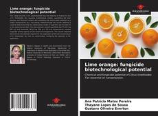 Bookcover of Lime orange: fungicide biotechnological potential