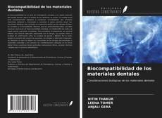 Portada del libro de Biocompatibilidad de los materiales dentales
