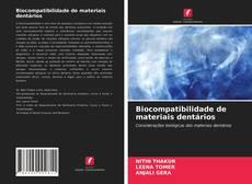 Portada del libro de Biocompatibilidade de materiais dentários