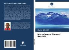 Buchcover von Menschenrechte und Realität