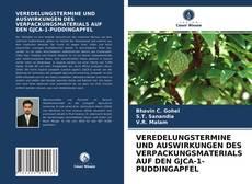 Capa do livro de VEREDELUNGSTERMINE UND AUSWIRKUNGEN DES VERPACKUNGSMATERIALS AUF DEN GJCA-1-PUDDINGAPFEL