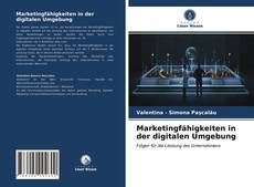 Marketingfähigkeiten in der digitalen Umgebung kitap kapağı