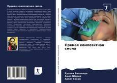 Прямая композитная смола kitap kapağı