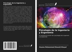 Buchcover von Psicología de la Ingeniería y Ergonomía
