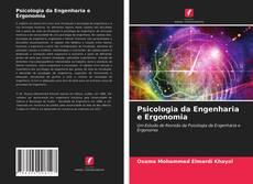 Psicologia da Engenharia e Ergonomia kitap kapağı
