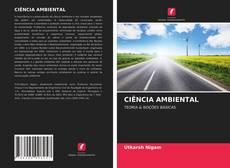 Buchcover von CIÊNCIA AMBIENTAL