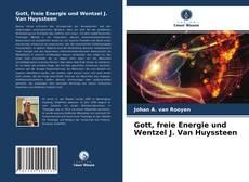 Capa do livro de Gott, freie Energie und Wentzel J. Van Huyssteen