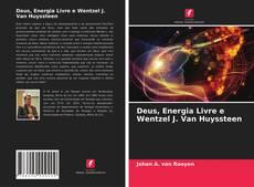 Capa do livro de Deus, Energia Livre e Wentzel J. Van Huyssteen