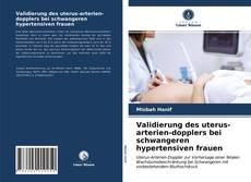 Borítókép a  Validierung des uterus-arterien-dopplers bei schwangeren hypertensiven frauen - hoz