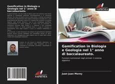 Bookcover of Gamification in Biologia e Geologia nel 1° anno di baccalaureato.