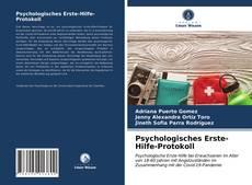 Portada del libro de Psychologisches Erste-Hilfe-Protokoll