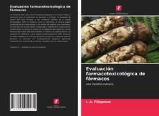 Capa do livro de Evaluación farmacotoxicológica de fármacos