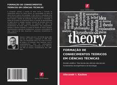 Buchcover von FORMAÇÃO DE CONHECIMENTOS TEÓRICOS EM CIÊNCIAS TÉCNICAS