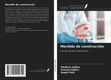 Bookcover of Mordida de construcción