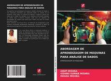 Capa do livro de ABORDAGEM DE APRENDIZAGEM DE MÁQUINAS PARA ANÁLISE DE DADOS