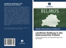 Borítókép a  Ländliche Siedlung in der belarussischen Polesie - hoz