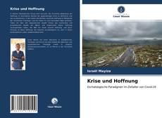 Buchcover von Krise und Hoffnung
