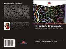 Capa do livro de En période de pandémie