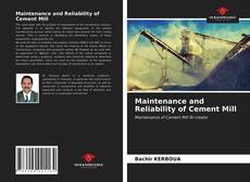 Copertina di Maintenance and Reliability of Cement Mill