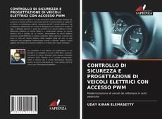 Обложка CONTROLLO DI SICUREZZA E PROGETTAZIONE DI VEICOLI ELETTRICI CON ACCESSO PWM