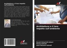 Copertina di Architetture e il loro impatto sull'ambiente