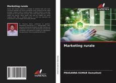 Couverture de Marketing rurale
