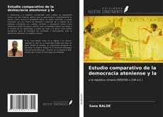 Buchcover von Estudio comparativo de la democracia ateniense y la