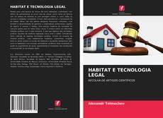 HABITAT E TECNOLOGIA LEGAL kitap kapağı