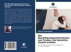 Bookcover of Die Bewältigungsmechanismen von Frauen, die häusliche Gewalt erleben