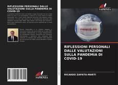 Bookcover of RIFLESSIONI PERSONALI DALLE VALUTAZIONI SULLA PANDEMIA DI COVID-19