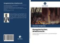 Capa do livro de Kongolesisches Arbeitsrecht