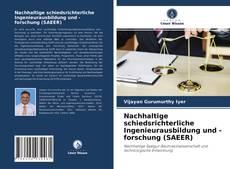 Buchcover von Nachhaltige schiedsrichterliche Ingenieurausbildung und -forschung (SAEER)