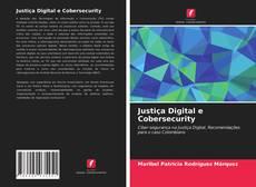 Обложка Justiça Digital e Cobersecurity