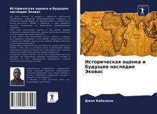 Историческая оценка и будущее наследие Эковас kitap kapağı