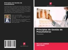 Copertina di Princípios de Gestão de Pneumotórax
