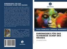 Buchcover von EHRENKODEX FÜR DAS SCHWARZE SCHAF DES HAUSES