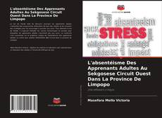 L'absentéisme Des Apprenants Adultes Au Sekgosese Circuit Ouest Dans La Province De Limpopo kitap kapağı