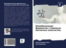 Bookcover of Иммобилизация ферментов с помощью магнитных наночастиц