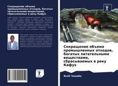 Borítókép a  Сокращение объема промышленных отходов, богатых питательными веществами, сбрасываемых в реку Кафуэ - hoz