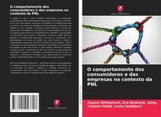 Capa do livro de O comportamento dos consumidores e das empresas no contexto da PNL