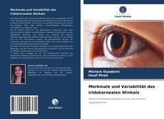 Bookcover of Merkmale und Variabilität des iridokornealen Winkels