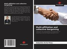 Обложка Multi-affiliation and collective bargaining