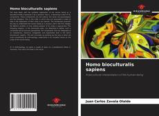 Borítókép a  Homo bioculturalis sapiens - hoz