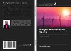 Portada del libro de Energías renovables en Nigeria