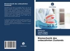 Bookcover of Biomechanik des unbezahnten Zustands
