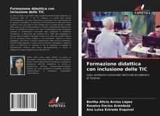 Capa do livro de Formazione didattica con inclusione delle TIC