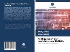 Portada del libro de Konfiguration der medizinischen Statistik